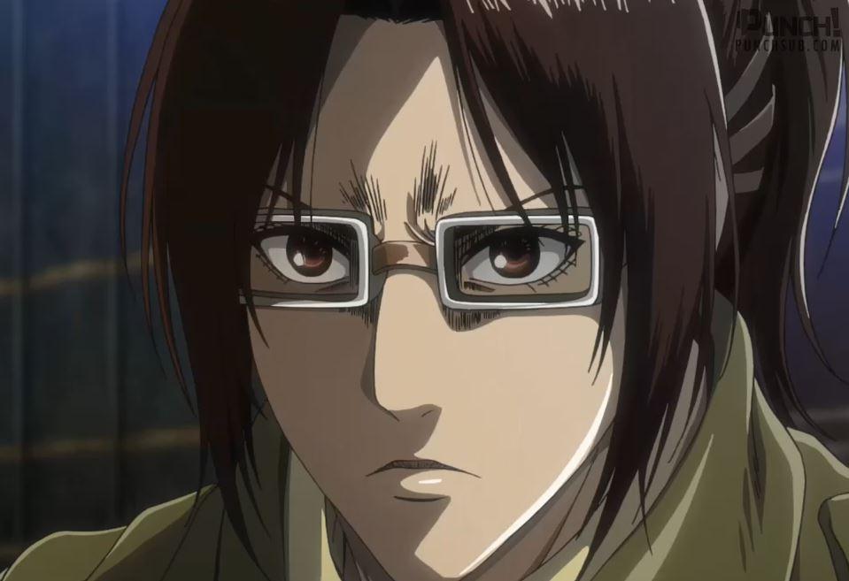 Shingeki no Kyojin 3 – Episódio 11