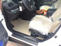 Thảm lót sàn ô tô Honda CR-V