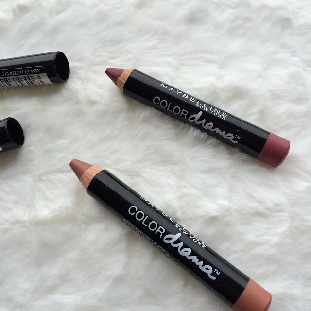 Maybelline-Colour-Drama-Lip-Pencils-Review