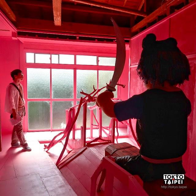 【大島】用創作治療歷史傷痛 曾經的漢生病隔離所成藝術展場