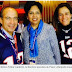 Felipe Calderón fue a la final del Super Bowl