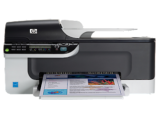 HP Officejet J4550 All-in-One Printer Driver Download