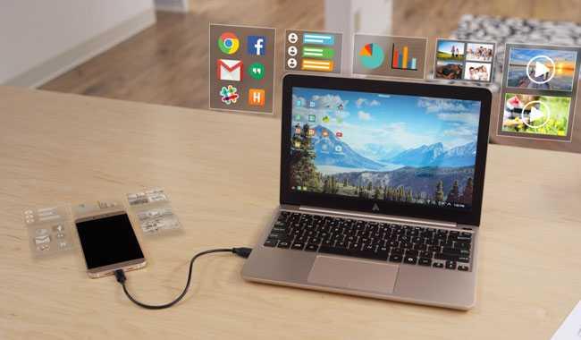 Inilah Cara Mengontrol PC dengan Smartphone