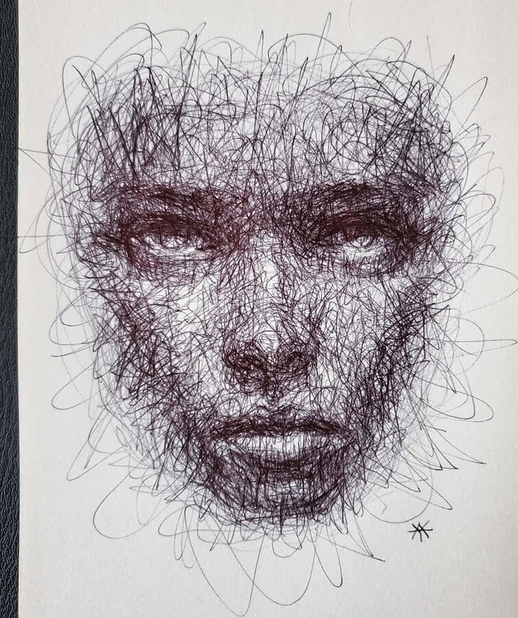 06-Scribble-Portraits-Liz-Y-Ahmet-www-designstack-co