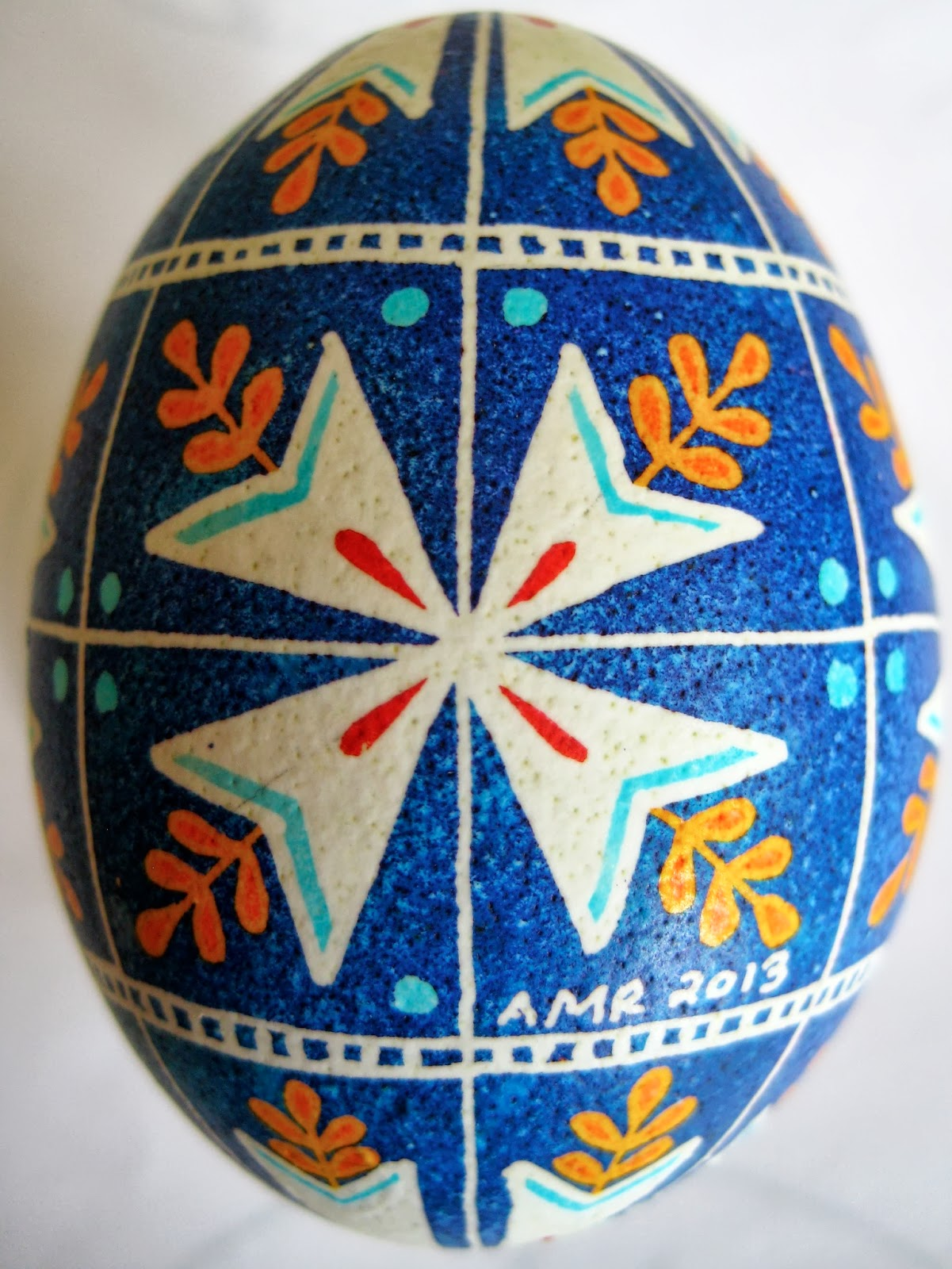 Saving The World One Egg At A Time Some Pysanky With