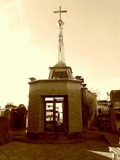 Santuário Nossa Senhora  da Oliveira, em Vacaria, RS