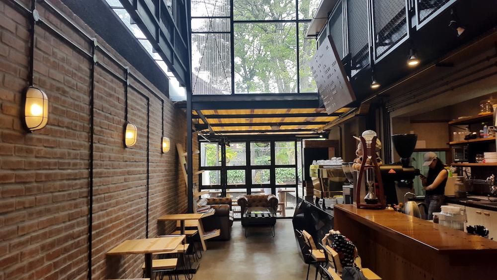 Tesyasblog Contrast Coffee Bandung An Instgramable