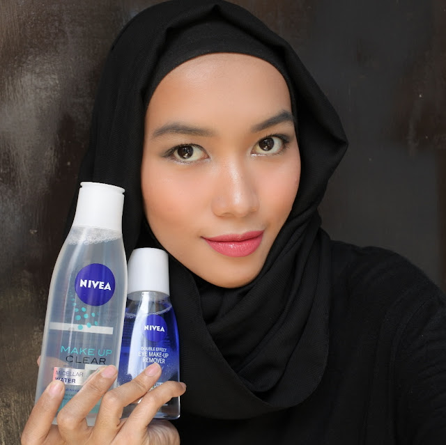 Review Nivea Micellar Water dan Nivea Makeup Remover