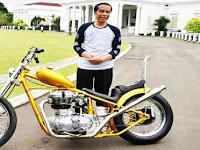 Motor Jokowi Bakal Ramaikan Indonesia International Motor Show (IIMS) Surabaya.