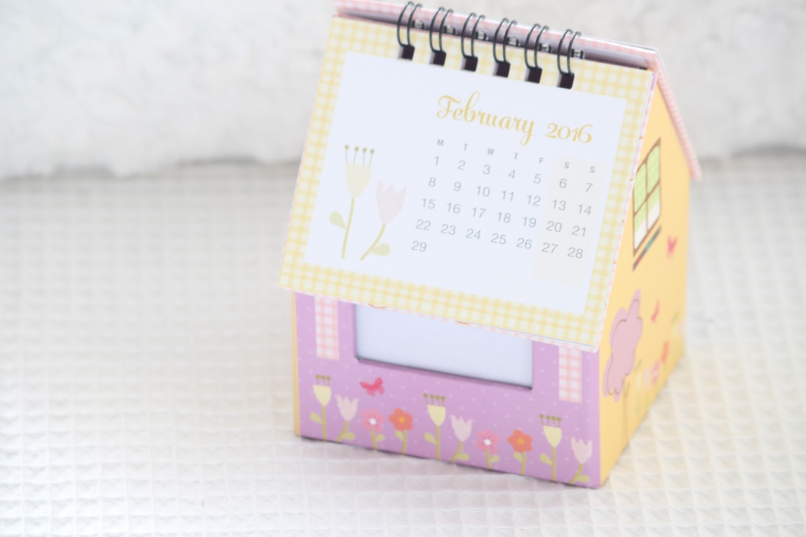 Organisation key advice blog calendar