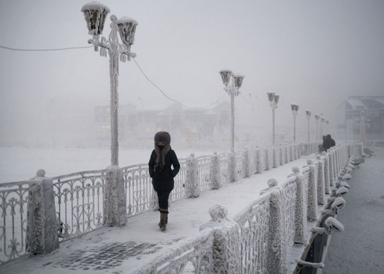 Discover The Coldest Areas In The World and People Live