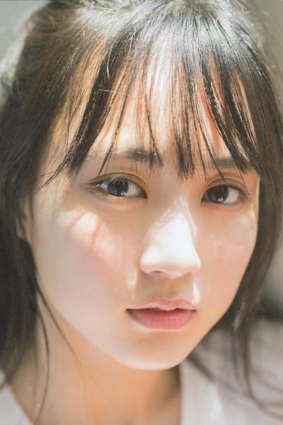 Haruka Kaki 賀喜遥香, B.L.T Graph 2019年09月号 Vol.47