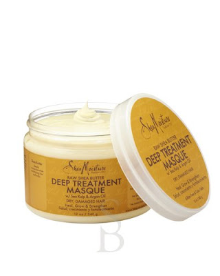 Raw Shea Butter Deep Treatment Masque
