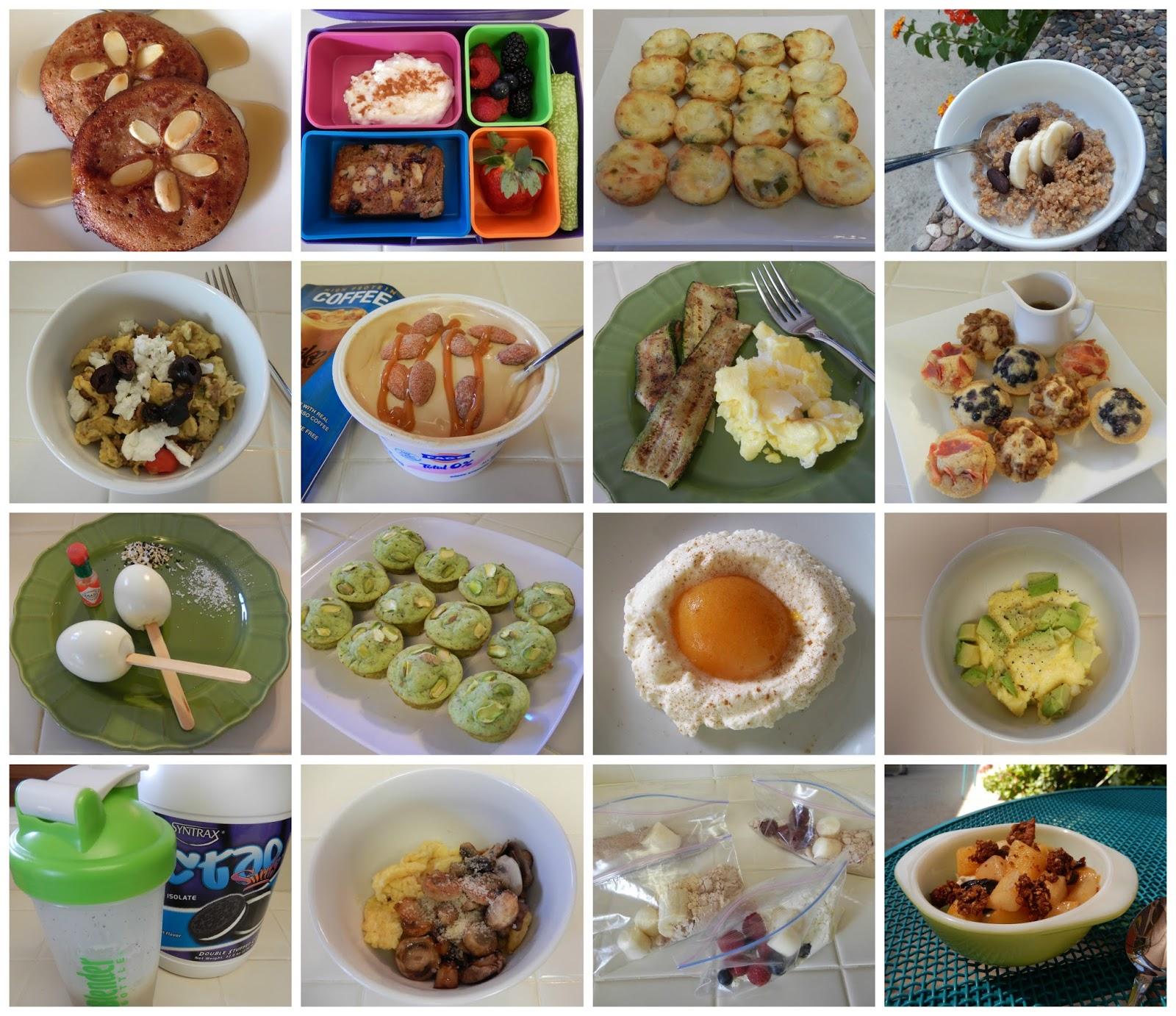 Theworldaccordingtoeggface: Oodles Of Healthy Breakfast Ideas