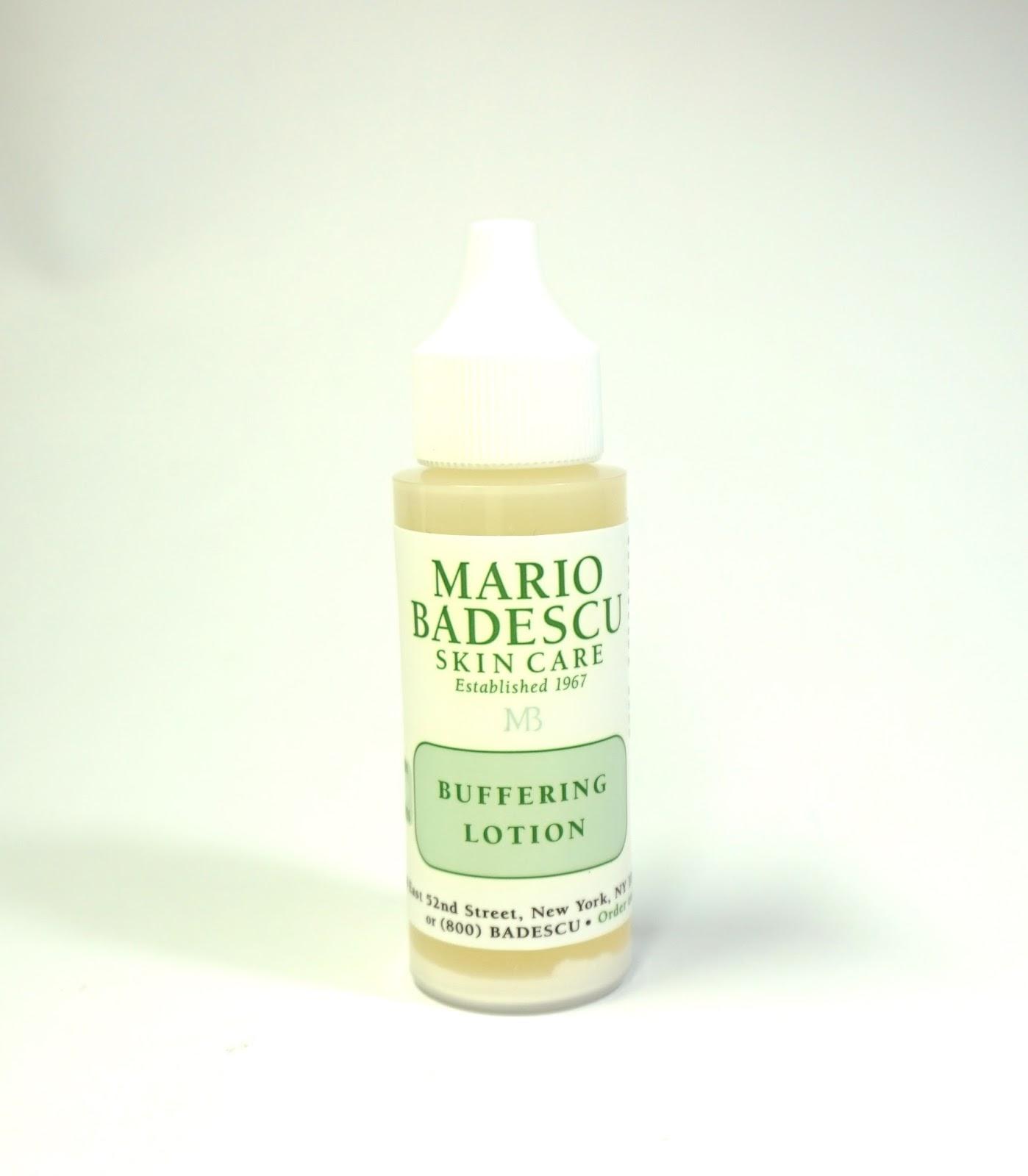 Mario Badescu Acne Repair Kit Enzyme Cleansing Gel Review