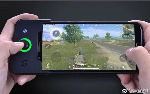 شاومي تعلن رسميا عن هاتف Xiaomi Black Shark المخصص للألعاب