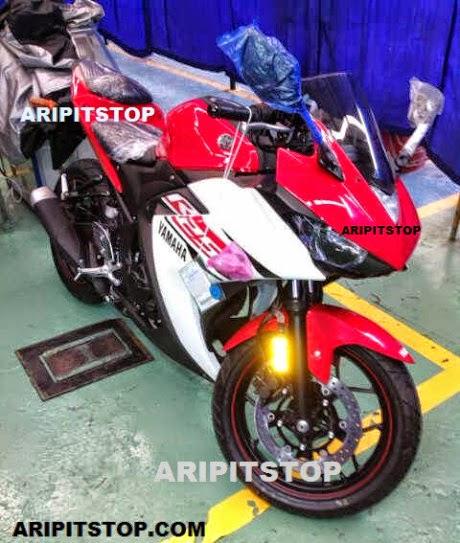 Foto Pertama Yamaha YZF-R25 Tersebar