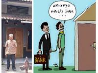 Pinjam ke Bank 120 Juta, Pria Ini Malah Kehilangan Rumah Seharga 800 Juta Karena Jeratan Riba, Kisahnya  Jadi Viral dan 'Tampar' Banyak Orang