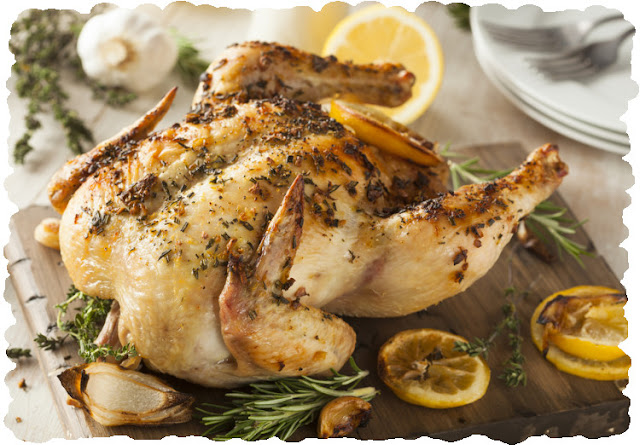 Whole Chicken (Instant Pot)