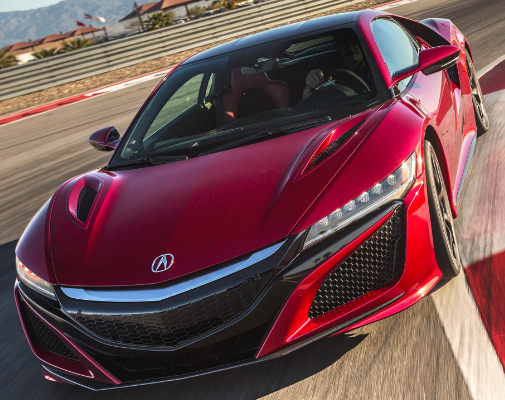 Acura NSX 2017 Specs and Price in Canada