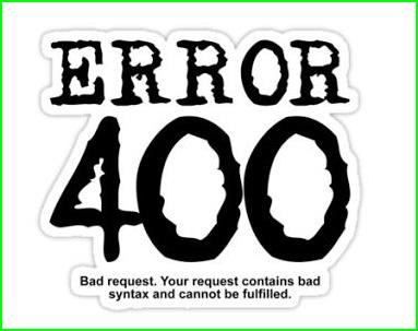 Berbagai Macam Pesan Error Di Browser Dan Cara Mengatasinya