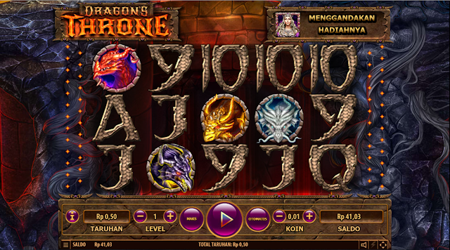 US AGEN SLOT DRAGON THRONE GAMES HABANERO