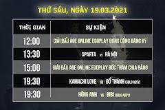 Bản tin AoE Thứ Sáu ngày 19/3: Hồng Anh và BiBi phân trình cao thấp, lễ bốc thăm chia bảng giải đấu AoE Online EGOPLAY