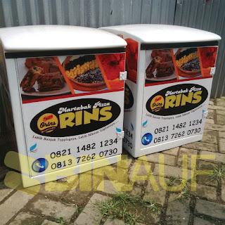 Box delivery motor jogja obat Rins