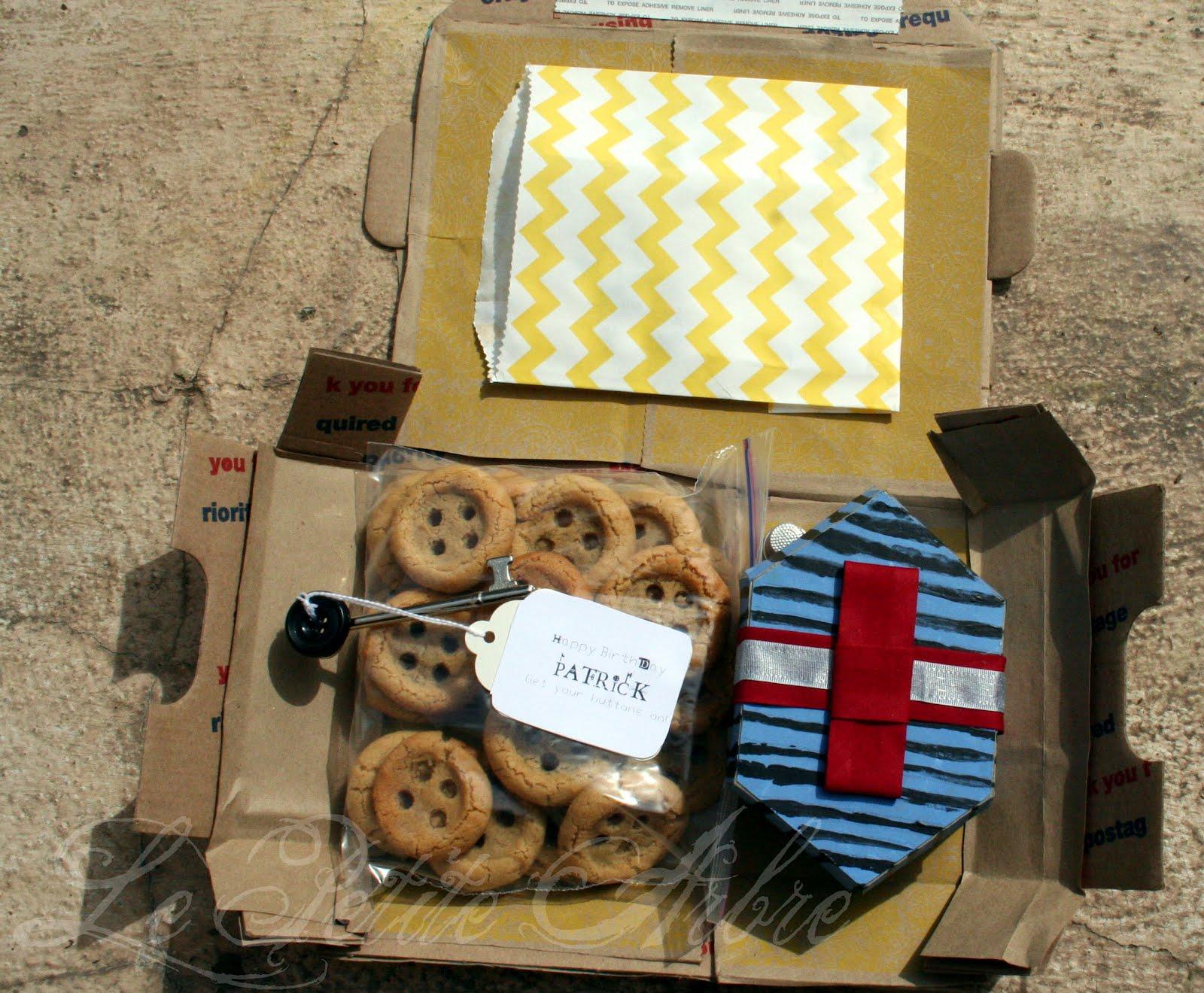 Coraline Birthday Gift Box