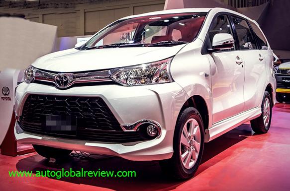 Toyota Avanza 1.3 E A/T