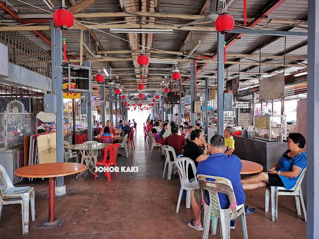 Rosli Roti Canai (Prata) @ Tmn Ungkul Tun Animah Block 59 Hawker Centre