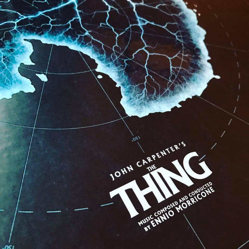 The Movie Sleuth Soundtracks On Vinyl The Thing