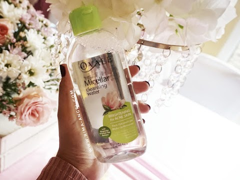 Review Ovale Micellar Cleansing Water & Event Report Ovale X Popbela