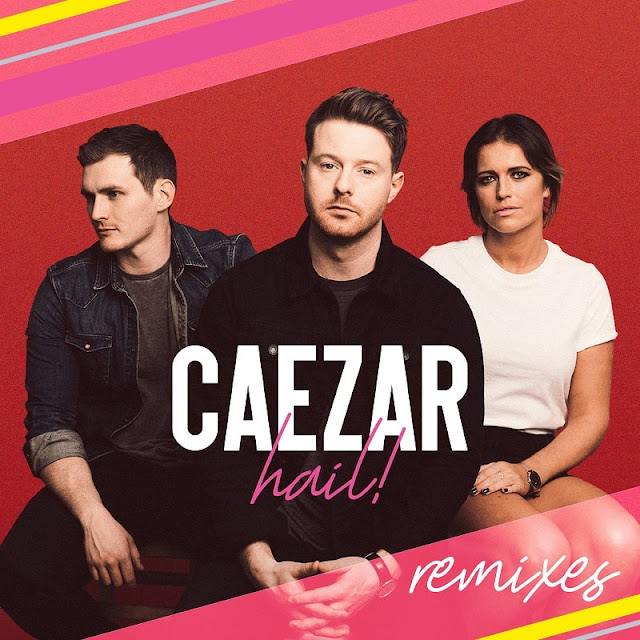 CAEZAR release 'HAIL!' The Remixes EP