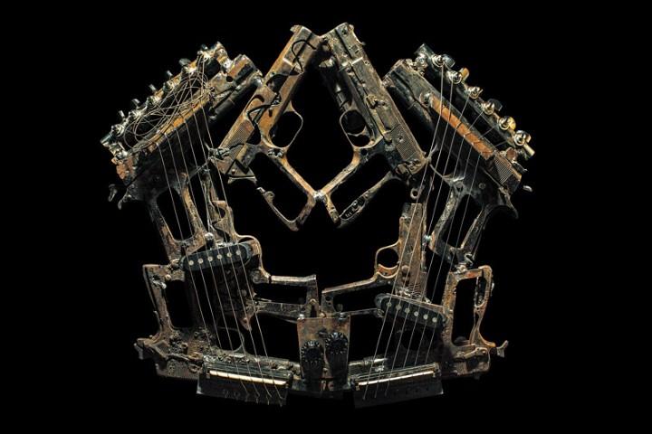 Pedro Reyes. Музыкальное оружие 8