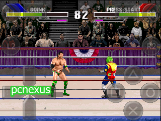 wwf wrestlemania fpse android
