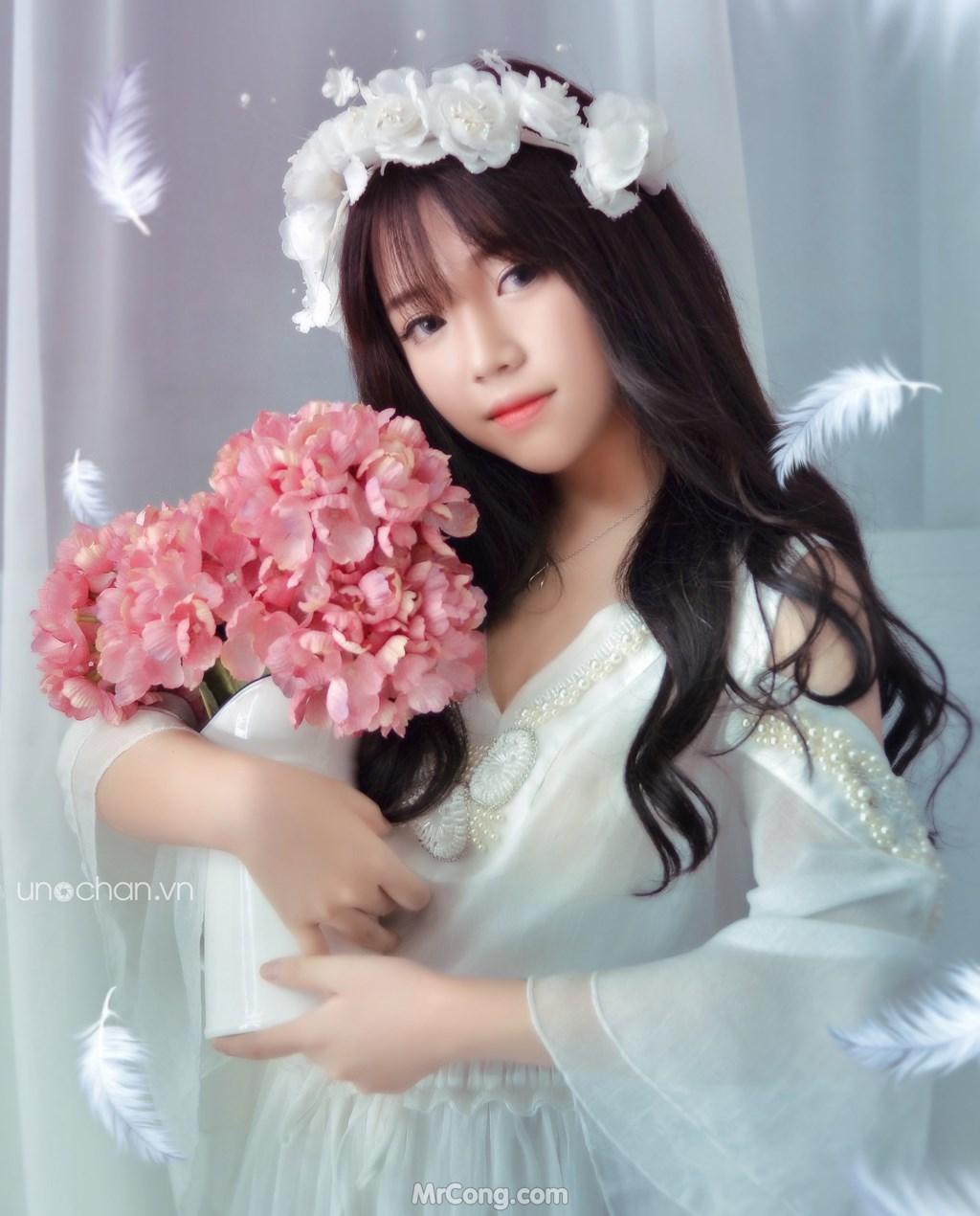 Image Vietnamese-Girls-by-Chan-Hong-Vuong-Uno-Chan-MrCong.com-070 in post Gái Việt duyên dáng, quyến rũ qua góc chụp của Chan Hong Vuong (250 ảnh)