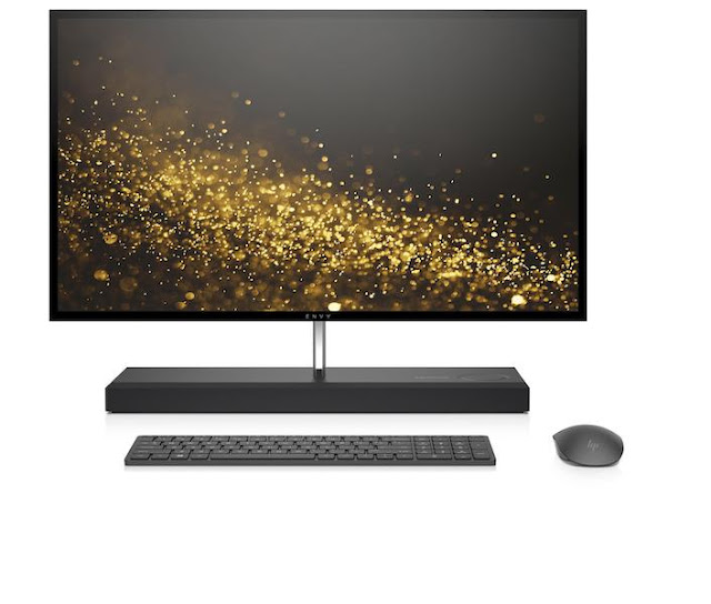New HP Envy 27-Inch AIO comes with a Bang & Olufsen sound bar on its base