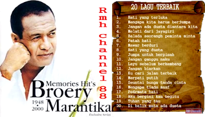 Download 20 Lagu Broery Marantika Mp3 Full Nonstop Best Quality