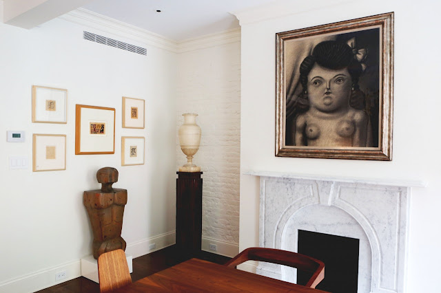 Interiors | Manhattan home of Gabriela Perezutti Hearst