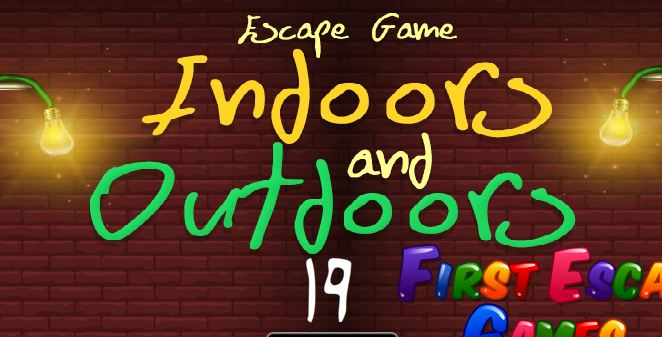 Play FirstEscapeGame Indoor And Outdoor 19