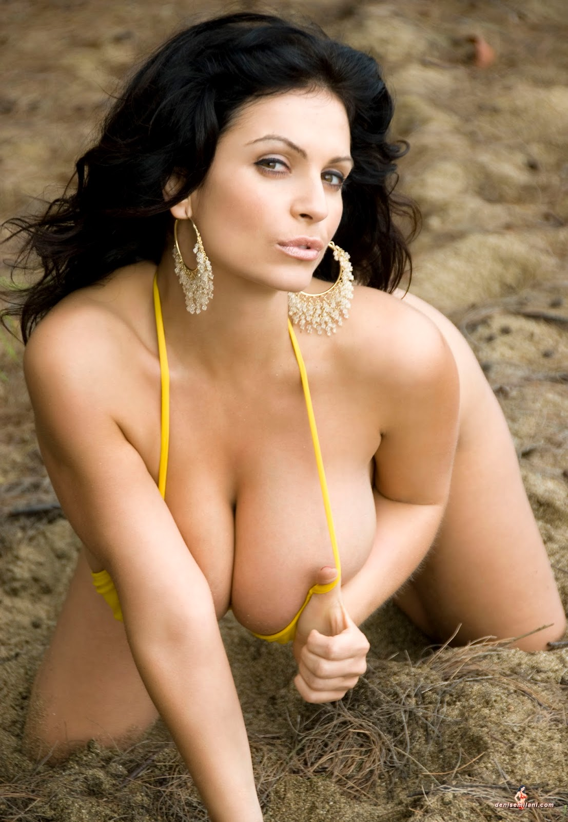 Denise Milani Who Has Completely Nude Gallery 62