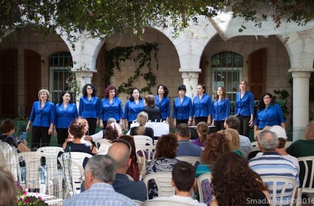 Abu-Gosh Vocal Music Festival ,Sukkot 10-14.10.2017