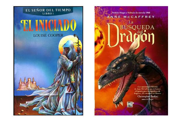 libros de fantasia
