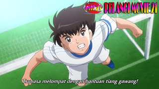 Captain Tsubasa Episode 38 Subtitle Indonesia