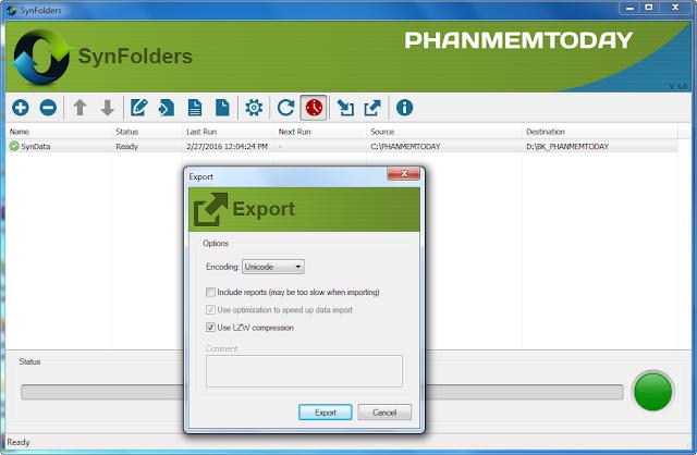 SynFolders 3.0 [ phanmemtoday.com ]