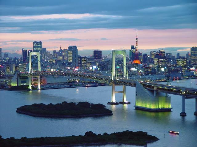 Menyusuri Keindahan Alam Jepang