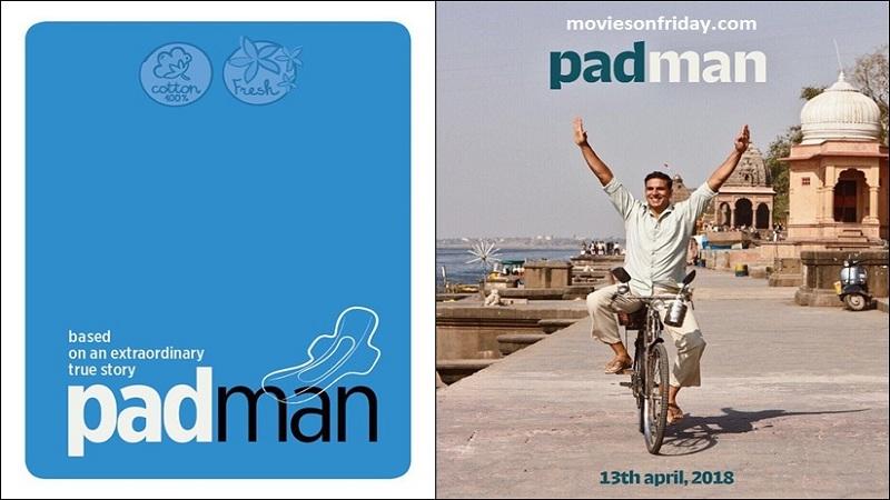Akshay Kumar In Padman