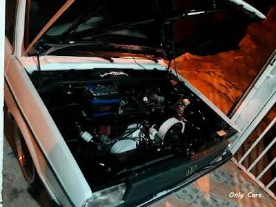 Motor a Ar 1600 Álcool