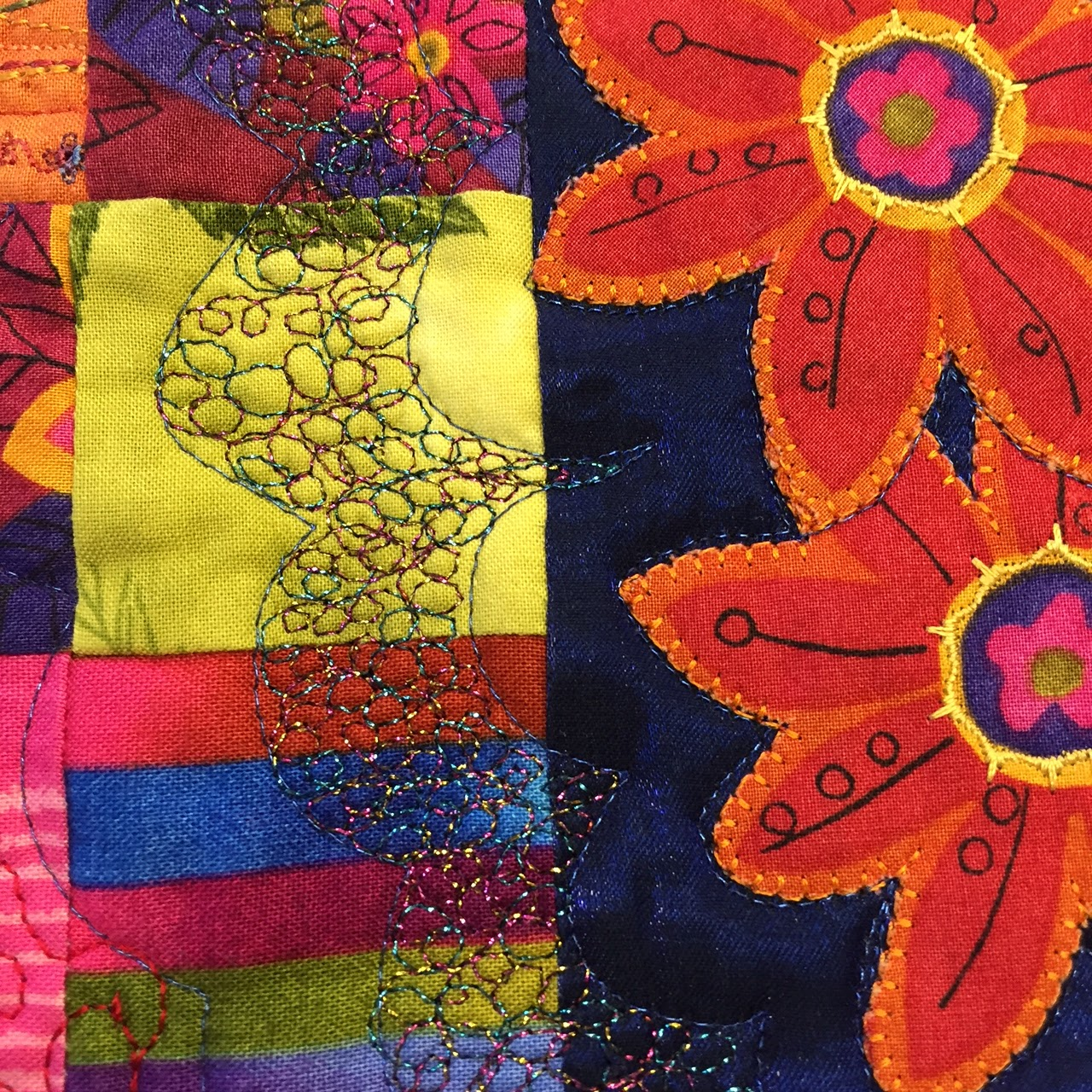 Capital Quilters: 2016